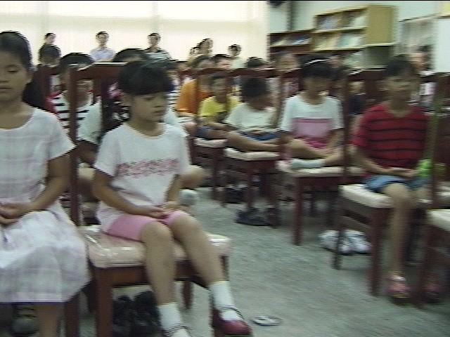 圖2 手指識字訓練營