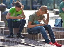 no mobile phone in school