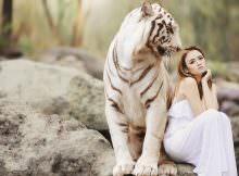 能和動物溝通的女獸醫