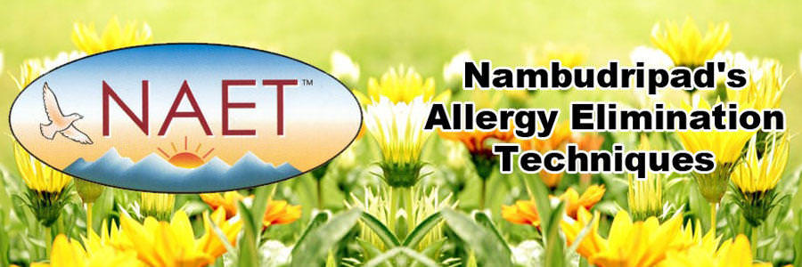 Nambudripad's allergy elimination techniq